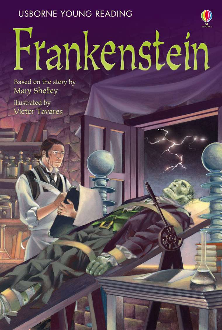 frankenstein activities ks2