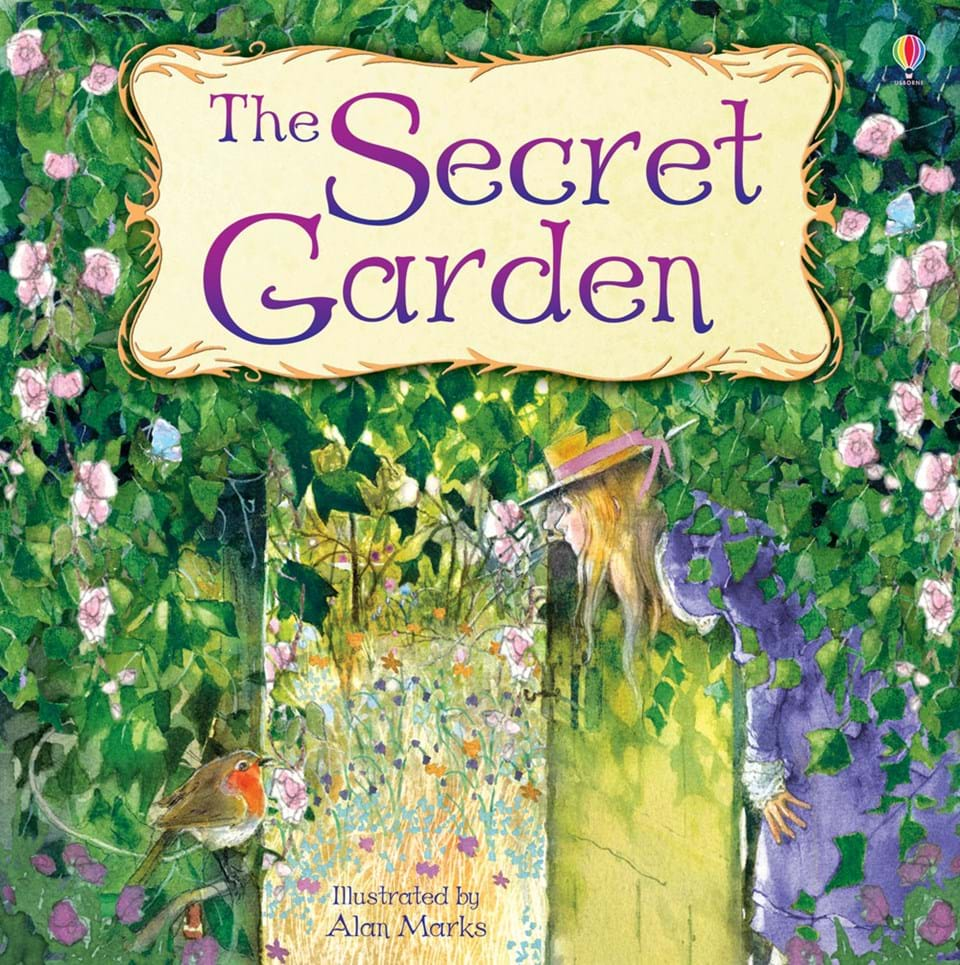 "Secret Garden: ""The Secret Garden"" At Usborne Books At Home"