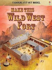 Make this Wild West fort