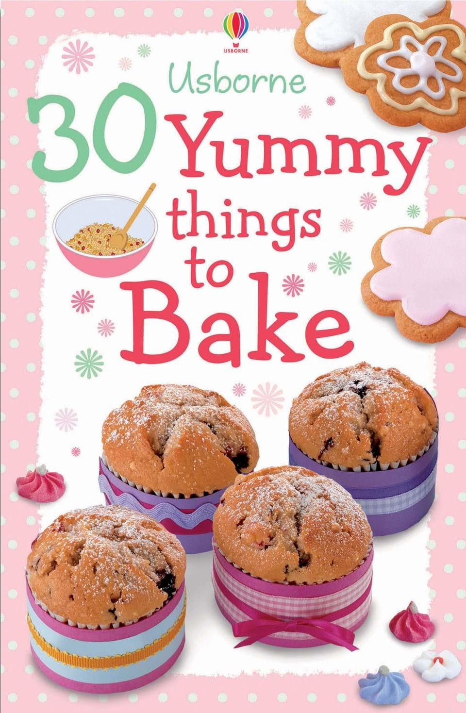30 yummy things to bake at usborne children s books