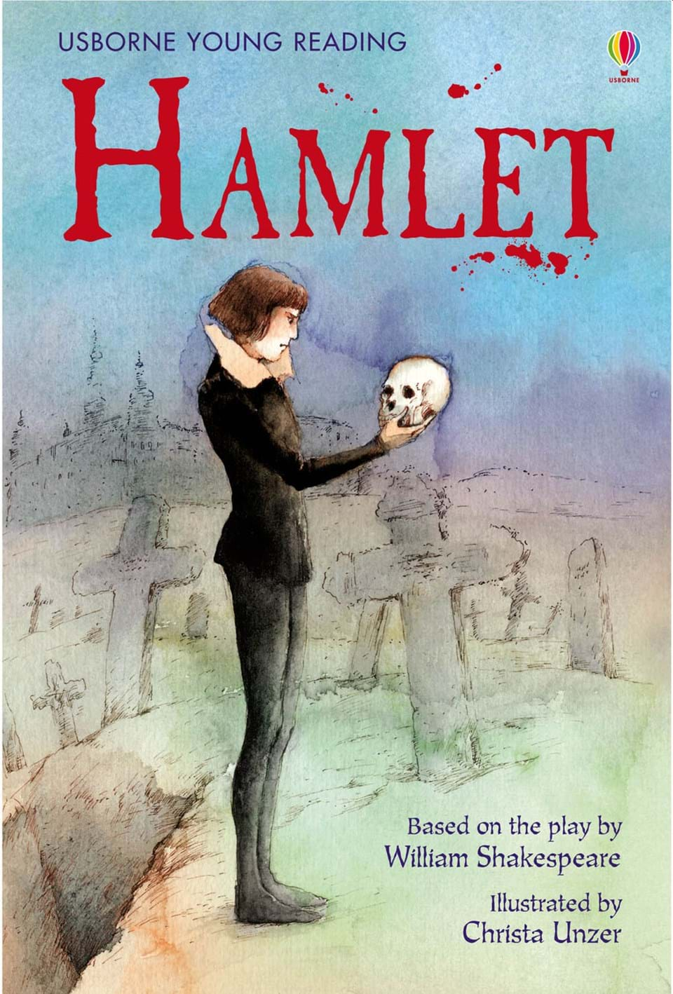 """Hamlet"" at Usborne Children's Books"
