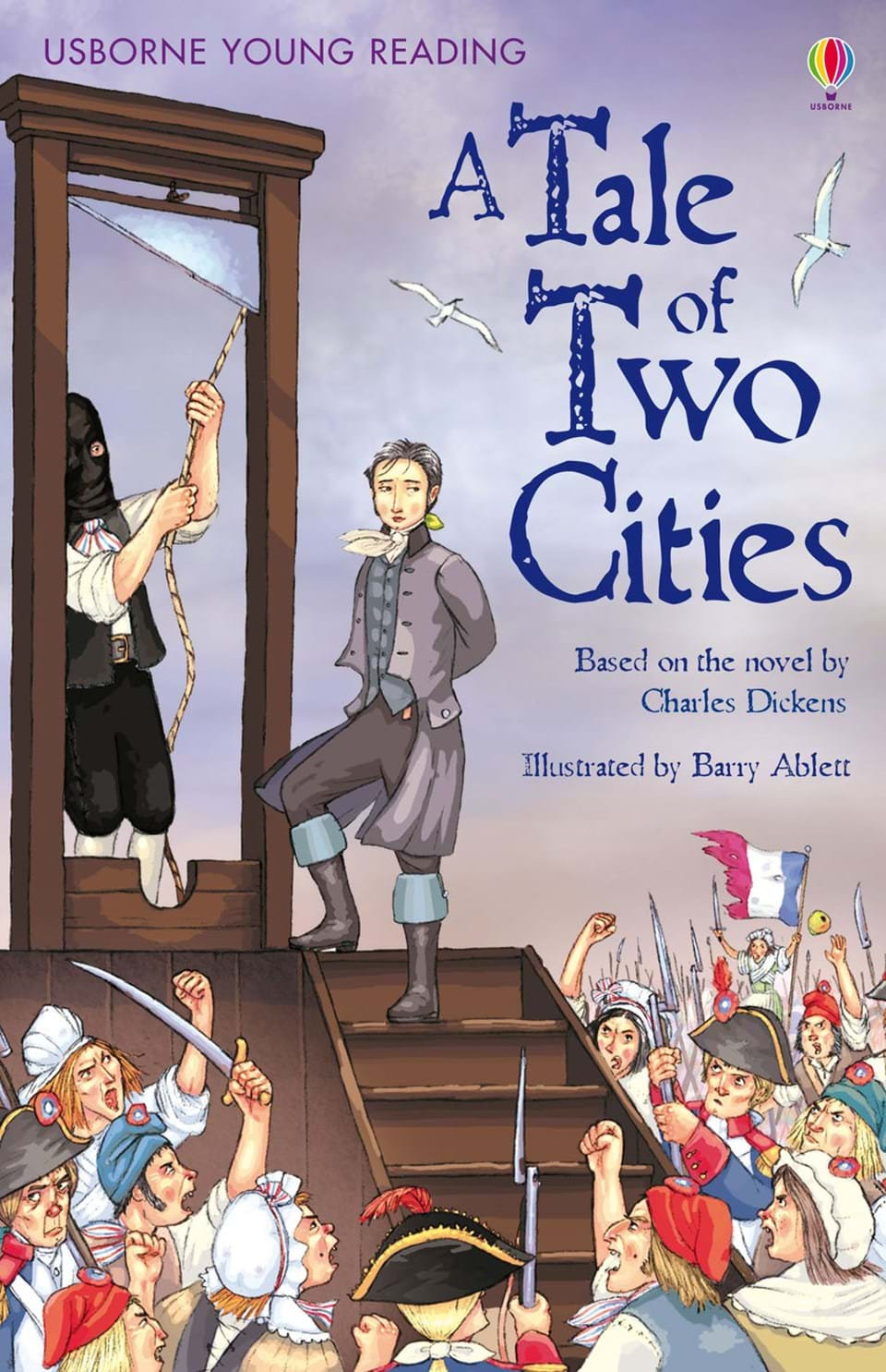 Book: A Tale of Two Cities