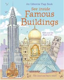 See inside famous buildings at Usborne Childrens Books