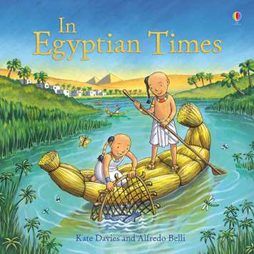"Egyptian things to make and do"" at Usborne Children\'s Books"