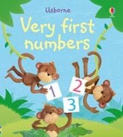Very first numbers