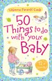 50 things to do with your baby: 12+ months