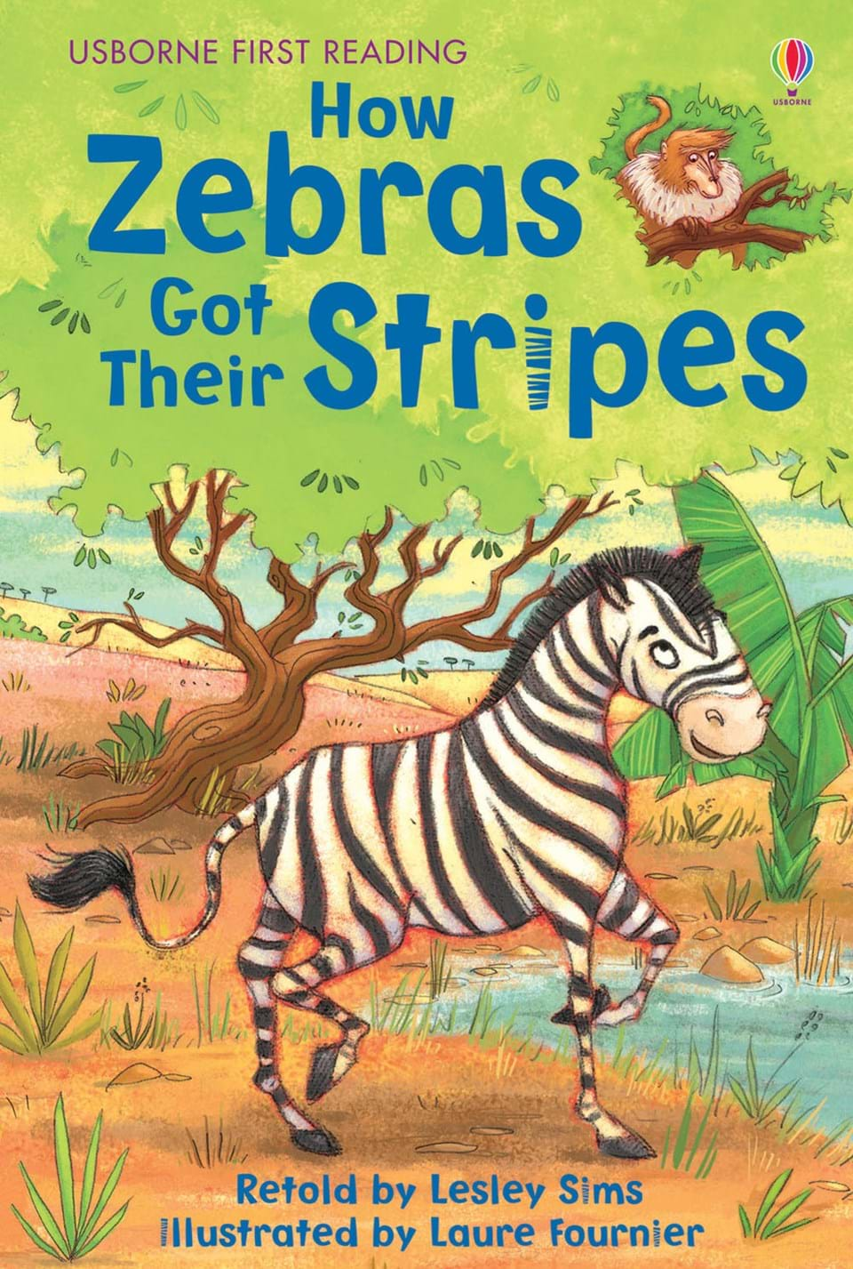 the myth of how the zebras got their stripes Aimed at children everywhere, this wonderful collection of folk tales that find their origins in tribes from all over africa, have been retold by dianne stewart these include legends such as 'how lion and warthog became enemies' from the lamba, 'how giraffe acquired his long neck' from east.