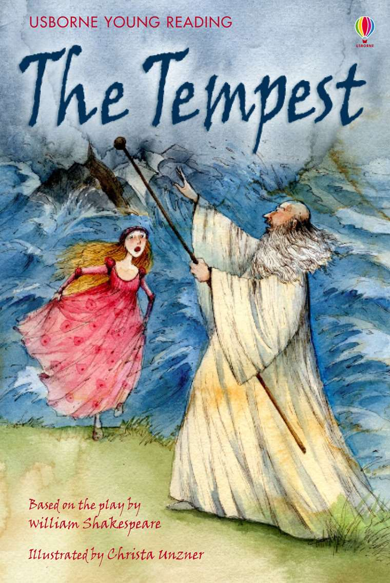 the tempest summary for kids