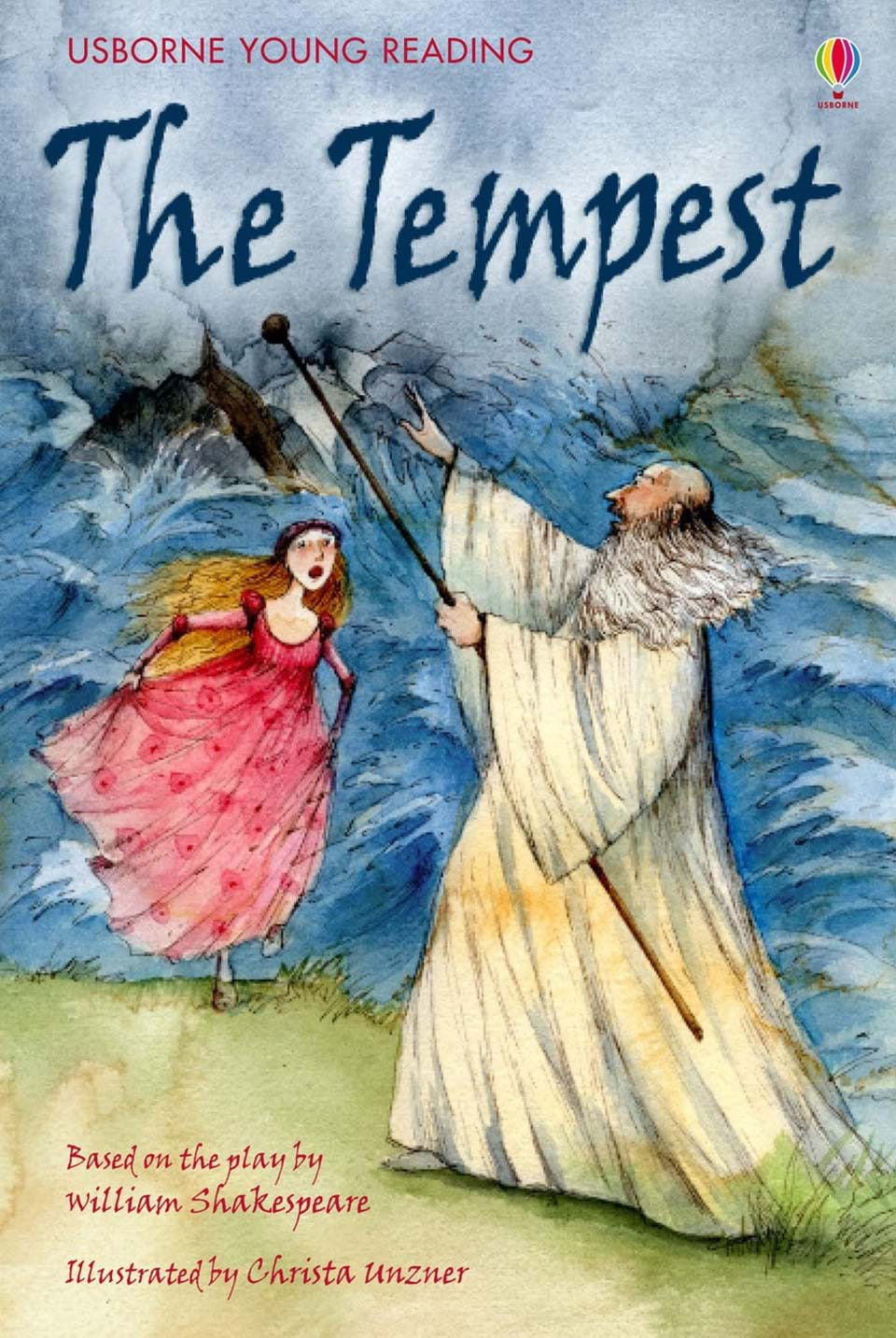 the use of humor in shakespeares play the tempest A short summary of william shakespeare's the tempest this free synopsis covers all the crucial plot points of the tempest that ariel plays on his.