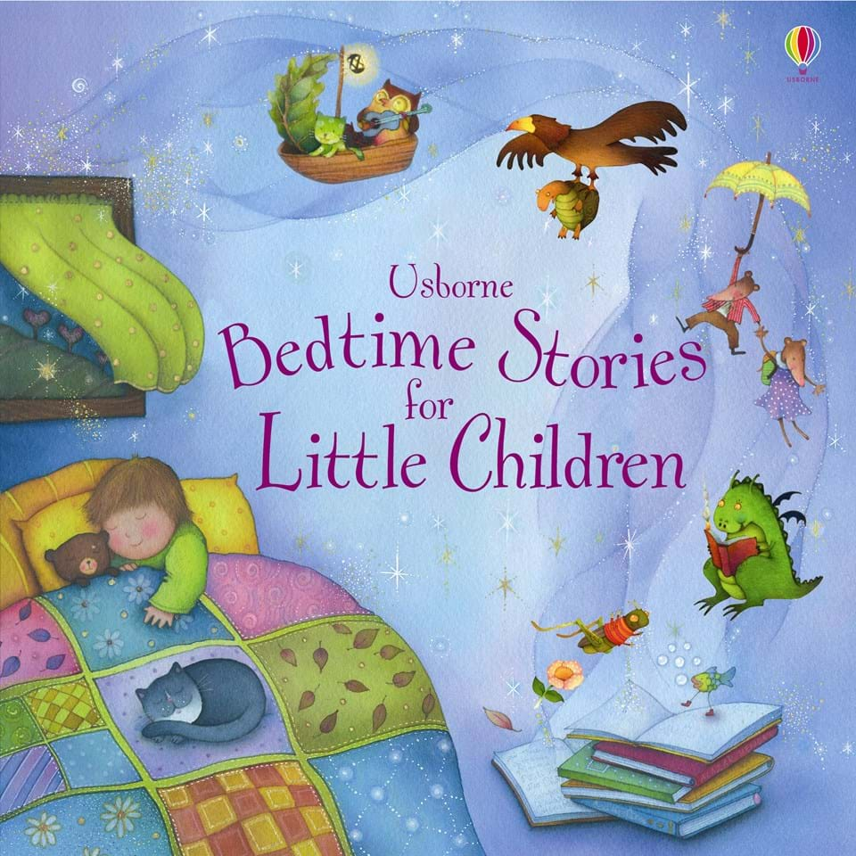 Bed Time Story For Toddlers With Audio