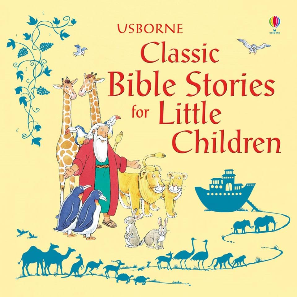 bible story for preschoolers classic bible stories for children at usborne 813