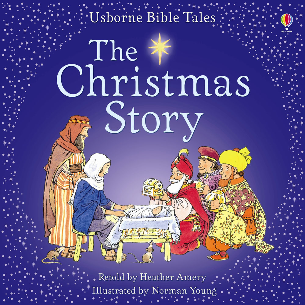 "The Christmas Story"" at Usborne Books at Home"