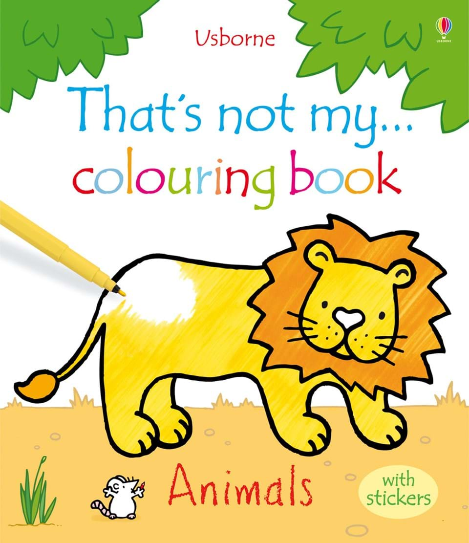 Animals At Usborne Childrens Books