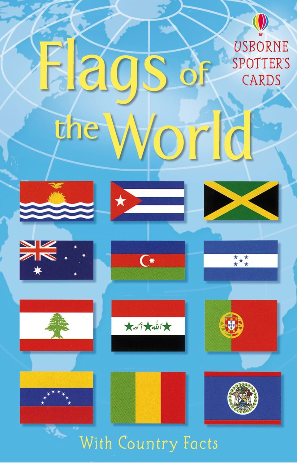 Flags Of The World Cards At Usborne Children S Books