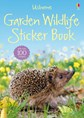 Garden wildlife sticker book