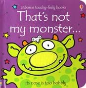 That's not my monster...