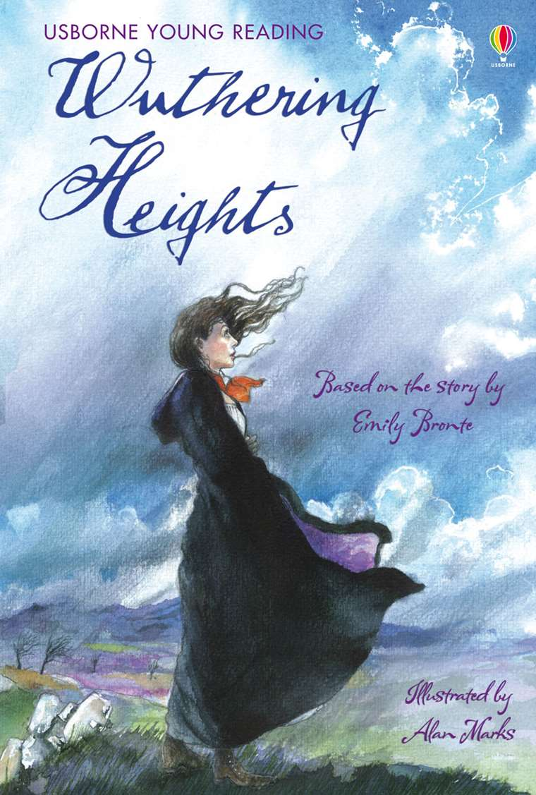 """Wuthering Heights"""" at Usborne Children s Books"""