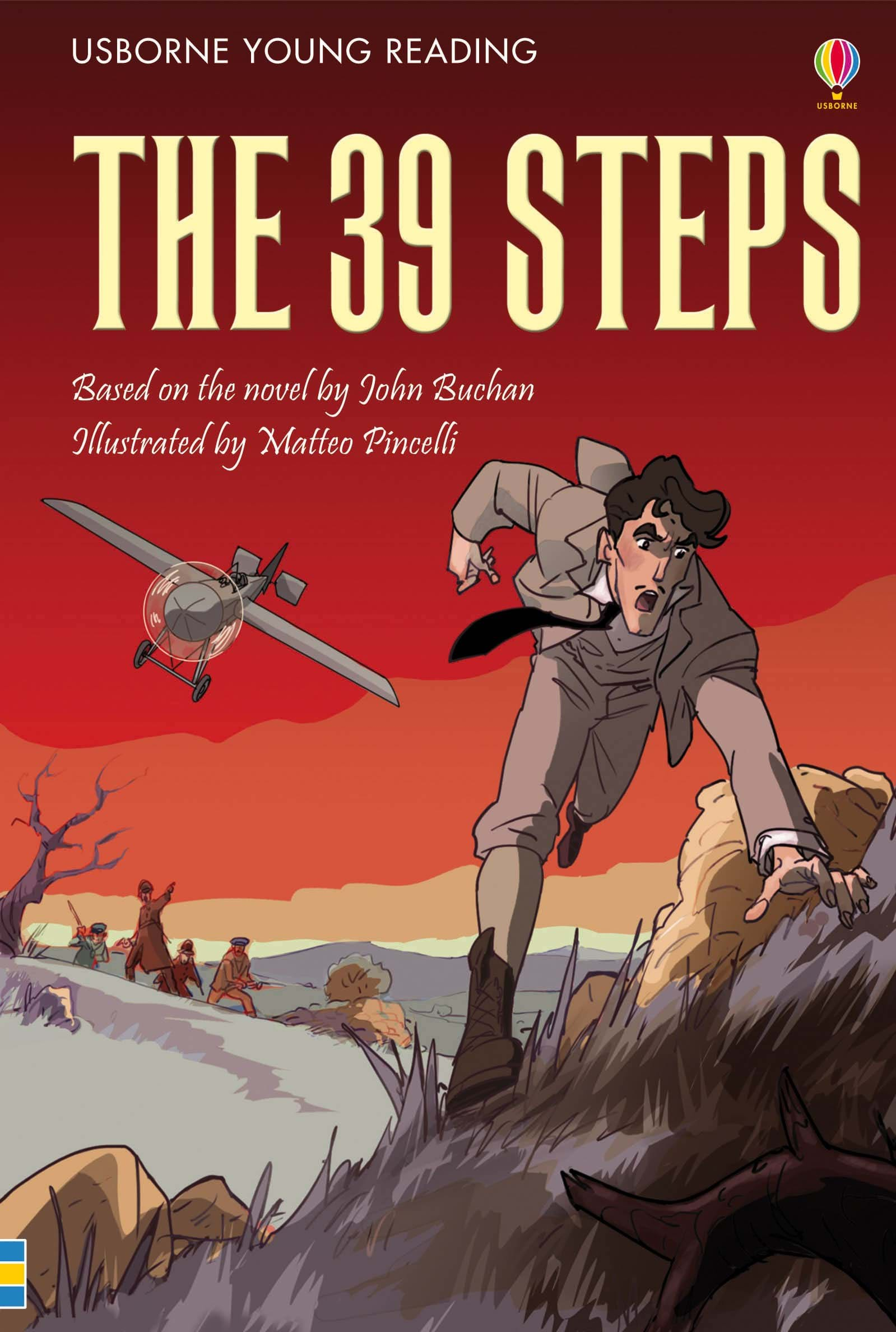 u201cthe 39 steps u201d at usborne children u2019s books