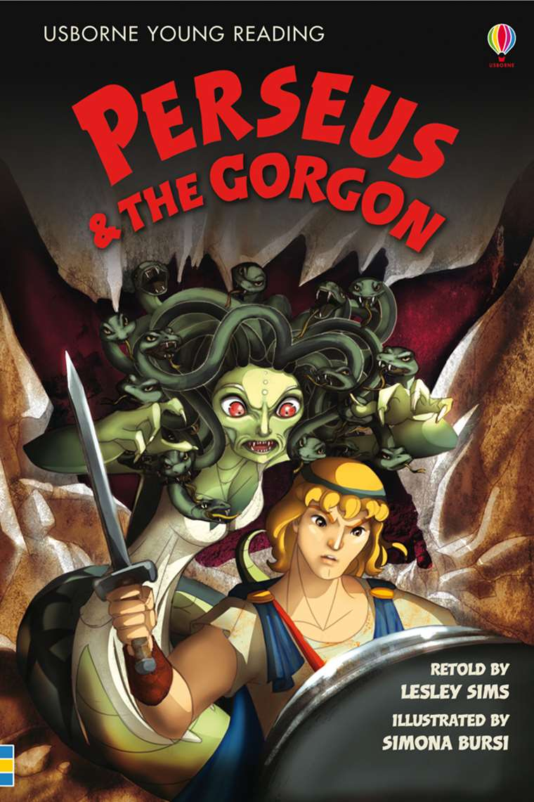 Perseus And The Gorgon At Usborne Children S Books