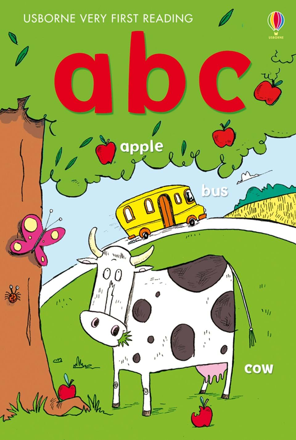 """Very First Reading: abc"" at Usborne Books at Home"