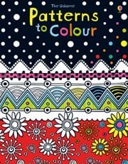 Patterns to colour