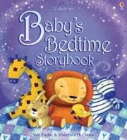 Baby's bedtime storybook
