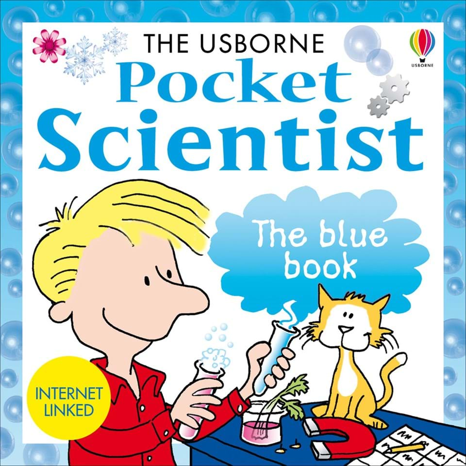 "The Blue Book"" At Usborne Books At Home"