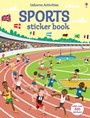 Sports sticker book
