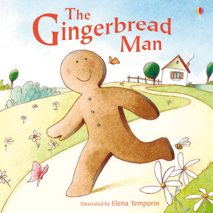 "The Gingerbread Man"" at Usborne Books at Home"