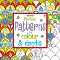Pocket patterns to colour and doodle