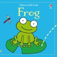 Frog cloth book