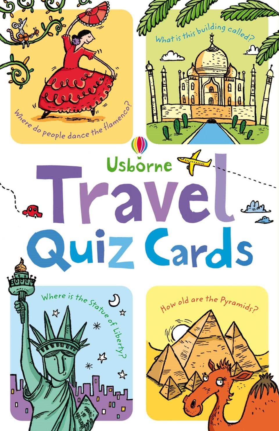 "Classic Book Covers Quiz : ""travel quiz cards at usborne children s books"