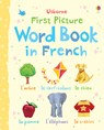 First picture word book in French