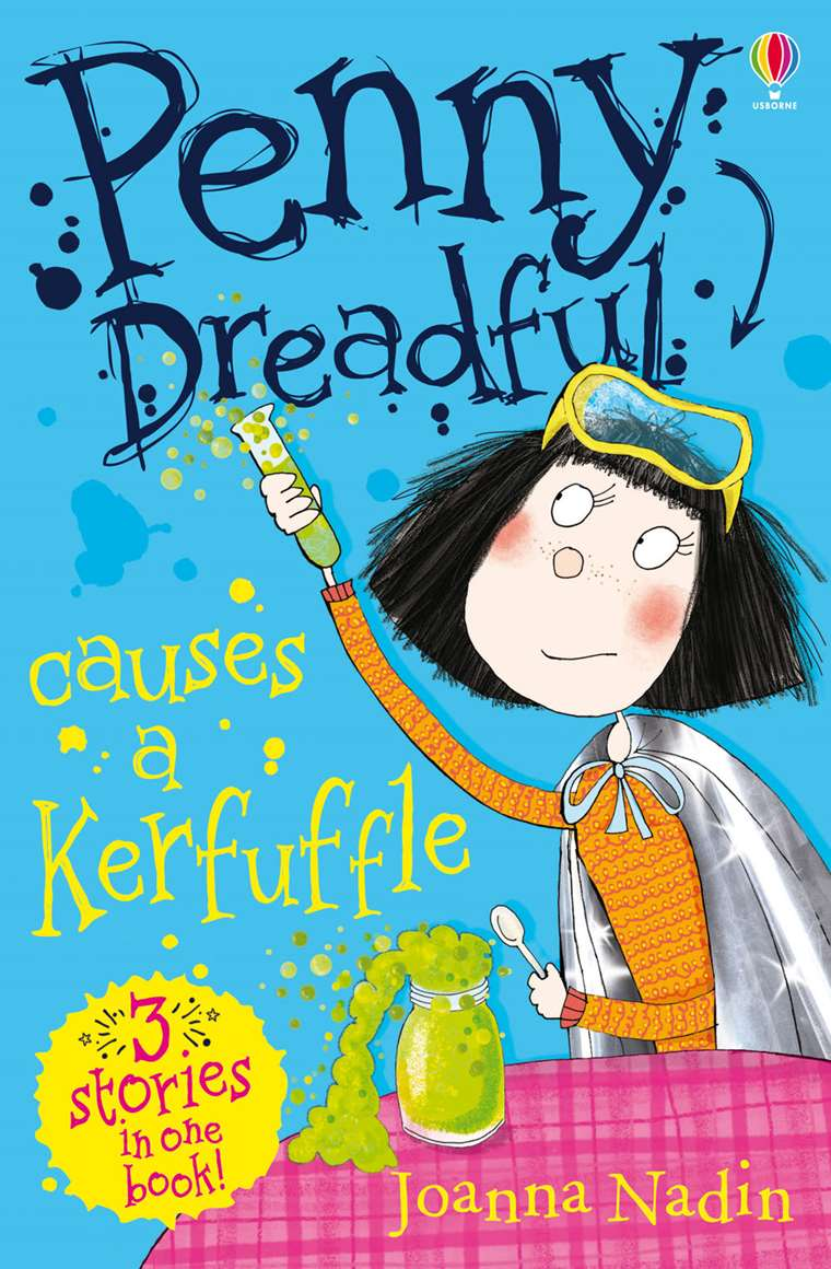 "Penny Dreadful Causes a Kerfuffle"" at Usborne Children\'s Books"