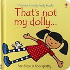 That's not my dolly...