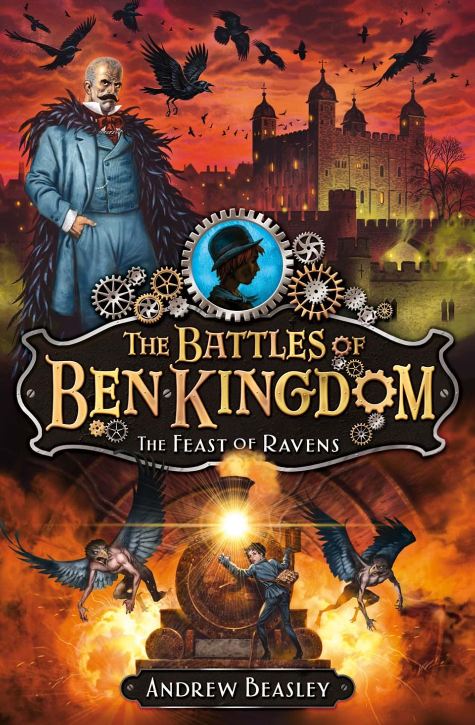 The Battles Of Ben Kingdom €� The Feast Of Ravens