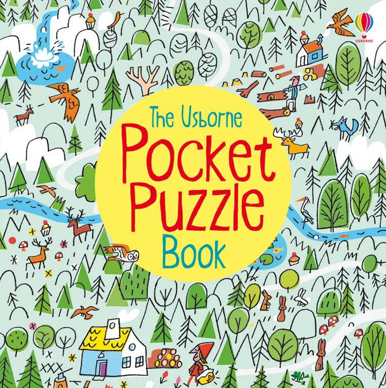 "Pocket puzzle book"" at Usborne Children's Books"