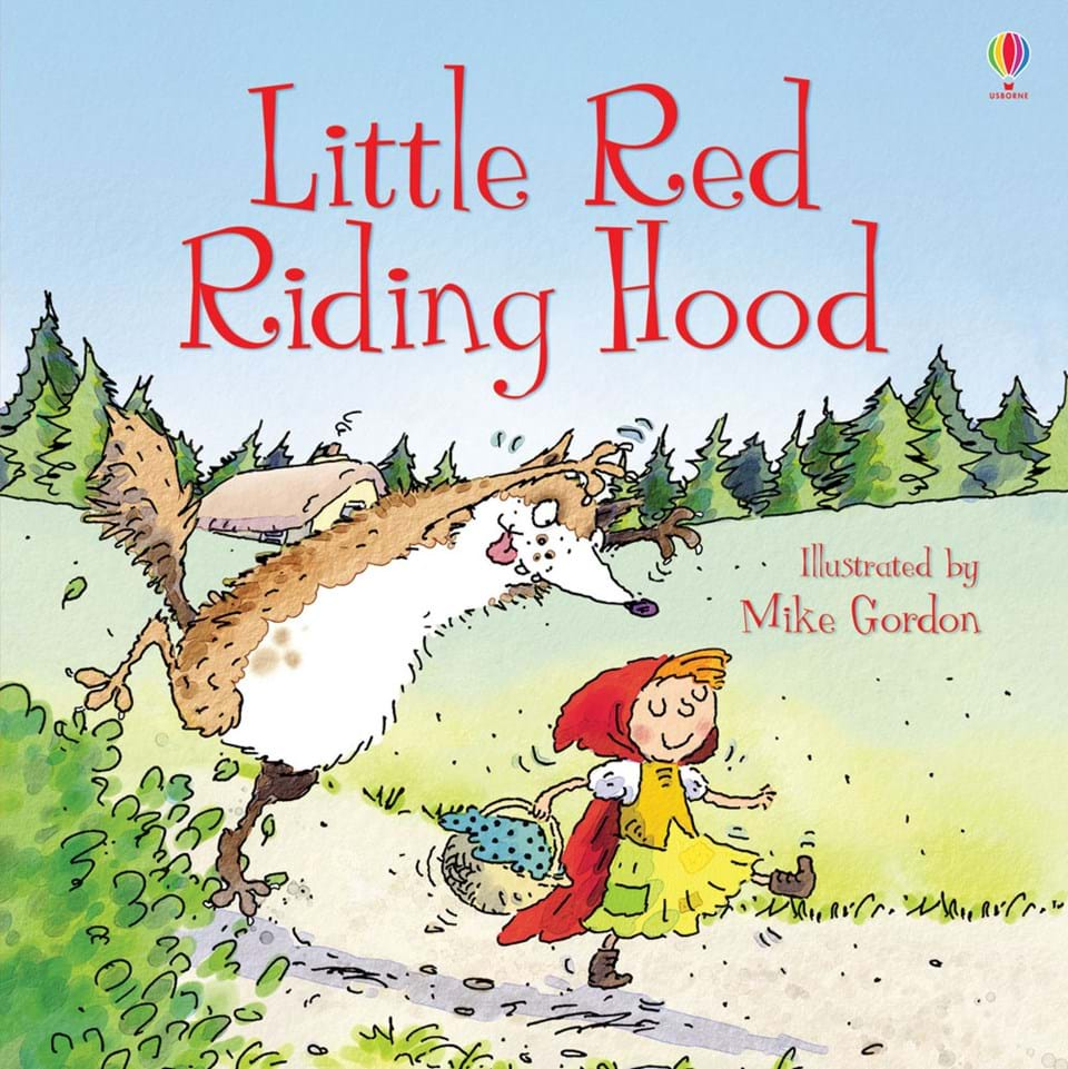 Image result for little red riding hood book