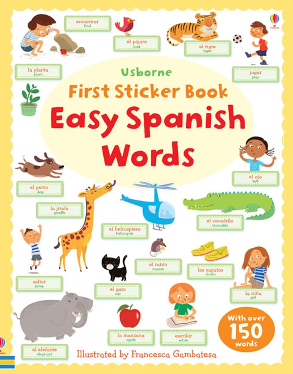 Spanish word for