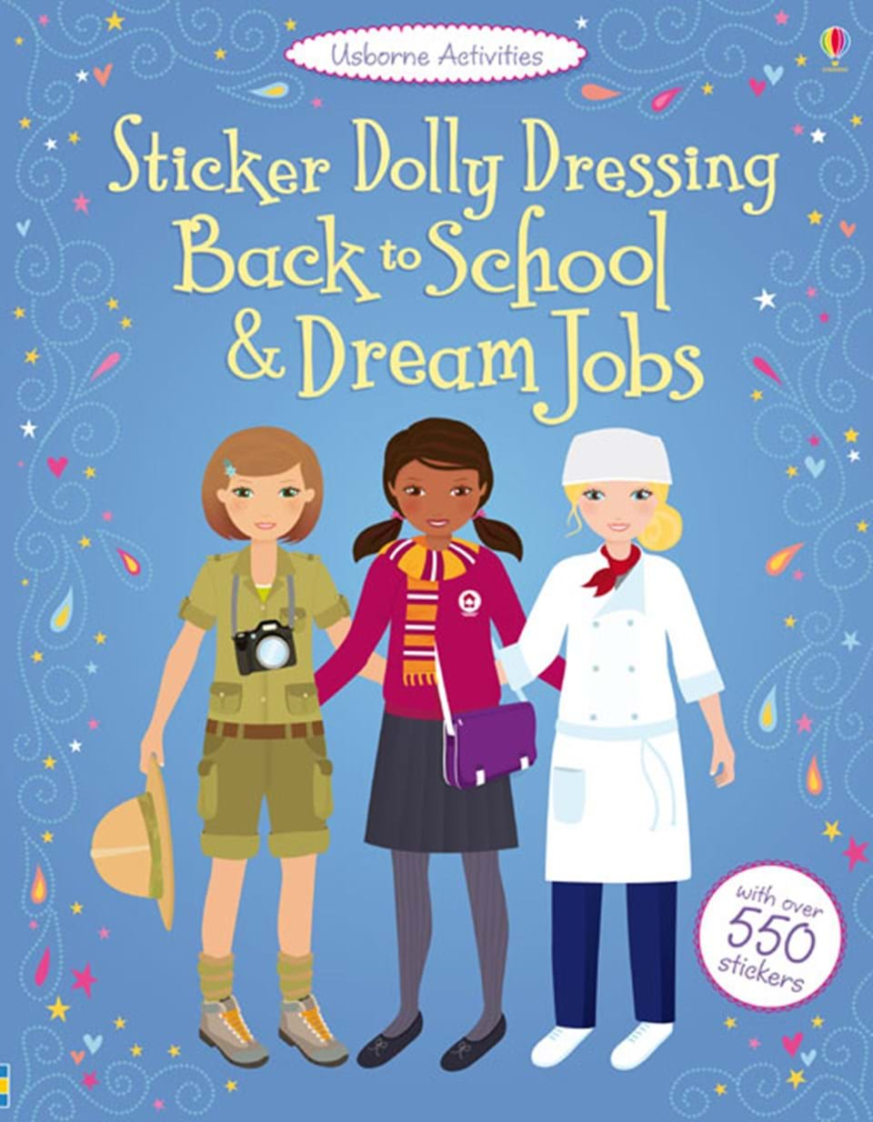 back to school and dream jobs at usborne books at home back to school and dream jobs