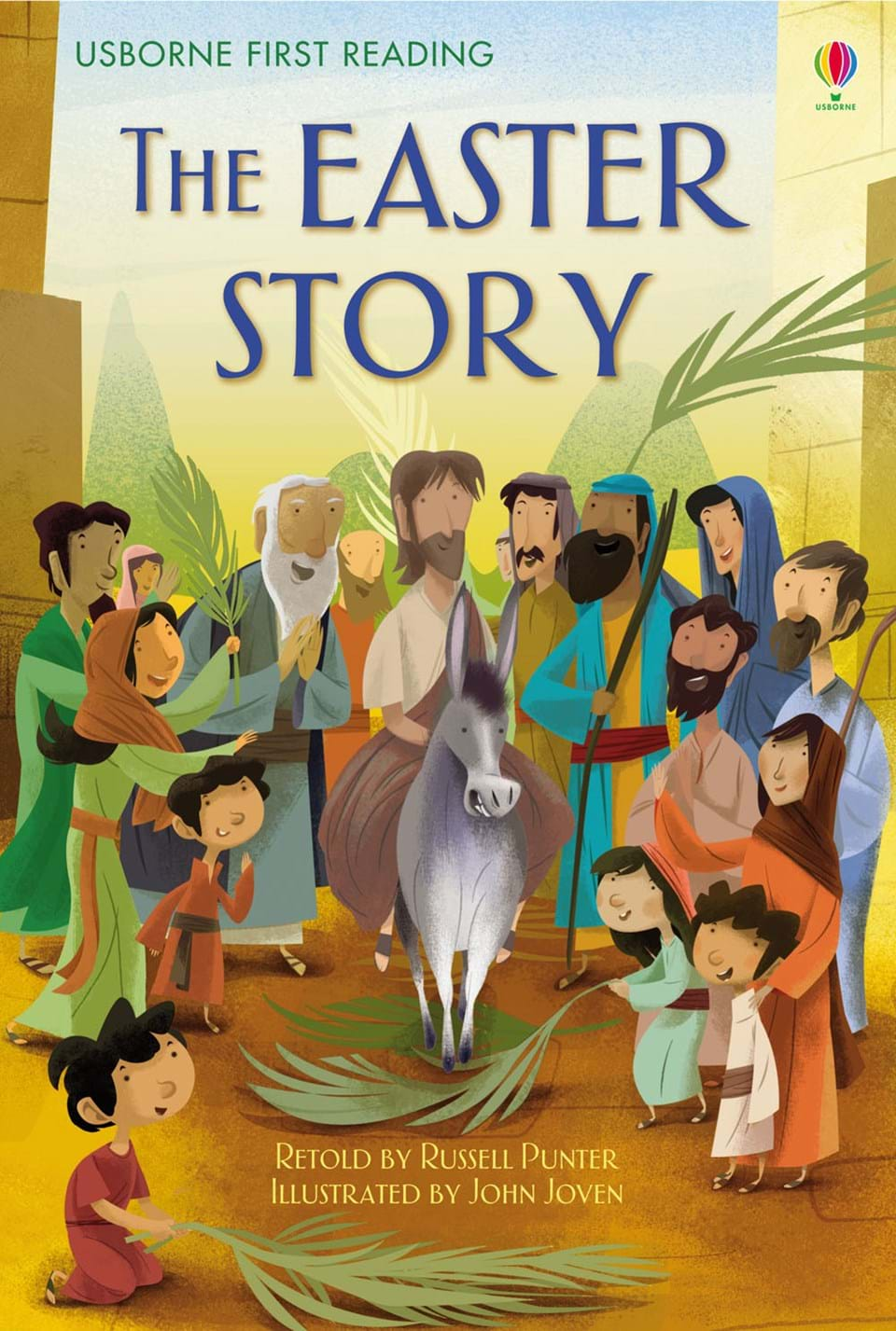 """""""The Easter story"""" at Usborne Books at Home"""