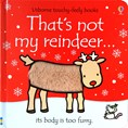 That's not my reindeer...