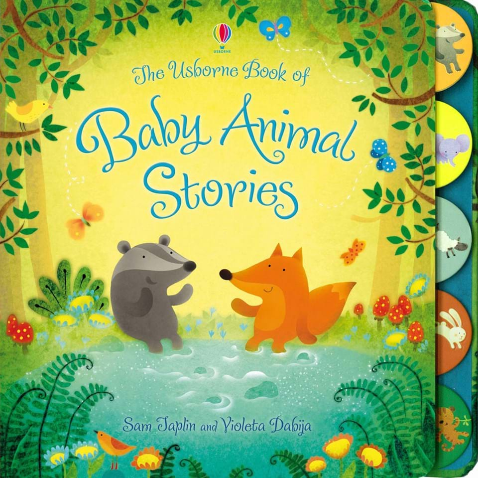 Baby Animal Stories At Usborne Books At Home