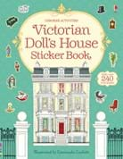 Victorian doll's house sticker book