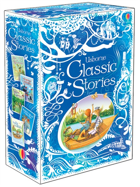 """Classic Book Cover Uk ~ """"classic stories gift set at usborne books home"""