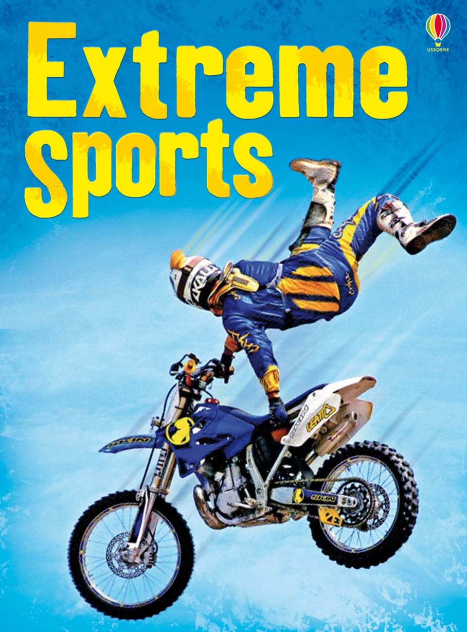 extreme sports usborne urban extremes sport mountain max books bike catalogue biking skydiving introduction including beginners