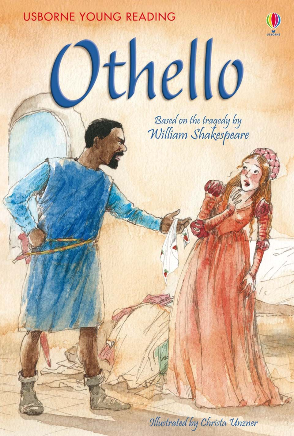 the demise of othello in william shakespeares othello Othello is one of william shakespeare's most well-known plays and is  makes iago manipulate everyone around him to cause othello's tragic demise.