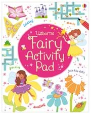 Fairy activity pad