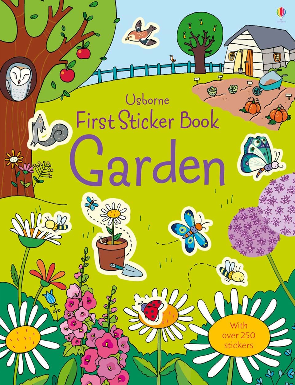 Garden at usborne books at home for Children s books about gardening