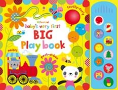 Baby's very first big play book